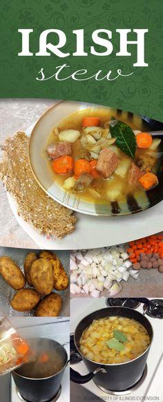 Simply Traditional Irish Stew #recipe