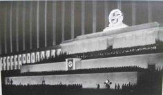 "kam-das-socialist: "" die-partei-ist-hitler: "" Lichtdom "" The third Reich must have been so amazing, breathtaking and eye capturing. German Architecture, Nazi Propaganda, Nuremberg Rally, Berlin Photos, The Third Reich, European History, World War Two, Wwii, Germany"