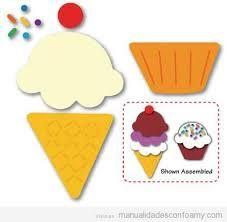 Resultado de imagen para patrones infantiles para foami manualidades