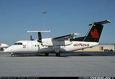 De Havilland Canada DHC-8-102 Dash 8 aircraft picture