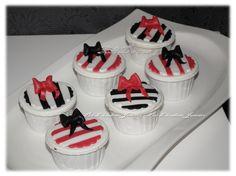 Cupcakes frutos silvestres