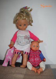 Puppi's neue Kleider | Sewia.de