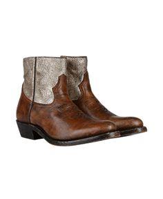 glammed up short cowboy boots