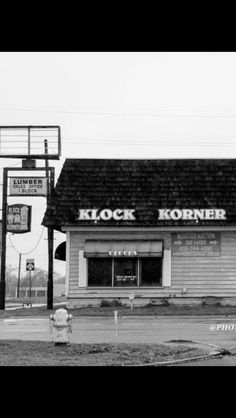 Klock Korner, Flint MI