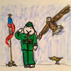 """Tonight is our 29th Get Sketchy session of the Atlanta Sketch Society. It is also Veterans Day so how about we make this week's theme """"honor courage and service""""? As usual we start at 8pm at Trackside Tavern in Decatur GA. All styles and skill levels welcome. #atlsketchsociety #getsketchy29 #veteransday #honor #courage #service #gratitude"""