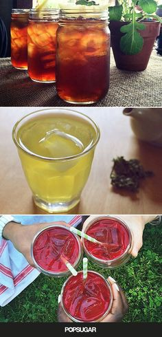 On blistering Summer days, nothing quenches your thirst more than a tannic iced tea, heavy on the ice and lemon wedges. Once you've mastered a classic iced tea recipe and know how to transform any loose-leaf tea into iced tea, read on for more iced tea-spiration so your cup always remains creative.