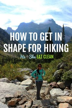 How to Get in Shape for Hiking We have been trying to incorporate more personal stories and posting about our travel/hikes. I'm still really behind on our hiking trips but plan to finish them all soon! These are really important for us to share because as Backpacking Tips, Hiking Tips, Camping And Hiking, Hiking Gear, Hiking Backpack, Backpacks For Hiking, Hiking Shoes, Baby Hiking, Kayak Camping