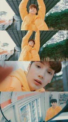 #hueningkai #txt #tomorrowxtogether #wallpaper #bighit K Pop Star, Boy Groups, Wallpapers, Webtoon, Yellow, New Boyfriend, Kid Sister, Second Love, March 4