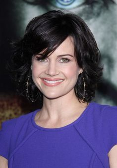 carla gugino short hair | Carla Gugino's sexy, mid-length hairstyle | SheKnows CelebSalon