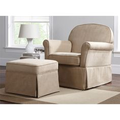 Shop a great selection of Baby Relax Swivel Glider Ottoman Set, Hickory Brown Microfiber. Find new offer and Similar products for Baby Relax Swivel Glider Ottoman Set, Hickory Brown Microfiber. Swivel Glider Chair, Glider And Ottoman, Loveseat Sofa, Armchair, Babies R Us, Baby Kids, Baby Baby, Child Baby, 2nd Baby