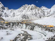 Everest Basecamp Himalaya Nepal