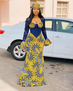 Outstanding and Superb Ankara Styles For Owambe Parties | OD9jastyles