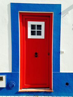 Uma porta assim...