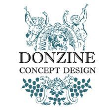 DONZINE.COM DESIGN - Artist, Custom Interior and Exterior Artwork