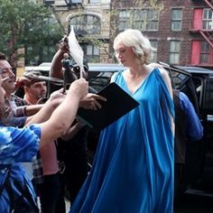 Game of Thrones actress Gwendoline Christie returns to the Bowery Hotel in New York (349762)