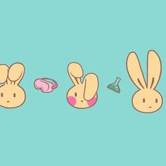 Honey Bunny Brains