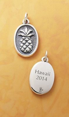 Remember your adventures this summer with engraved James Avery charms.