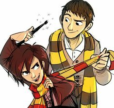 Big Hero 6 au - Harry Potter<<<< THIS IS PERFECT. Even though either of them could be in Ravenclaw.<<< I imagine Tadashi in Ravenclaw, not Hufflepuff The Big Hero, Hiro Big Hero 6, The Big Four, Big Hero 6 Tadashi, Tadashi Hamada, Hiro Hamada, Baymax, Disney And Dreamworks, Disney Pixar
