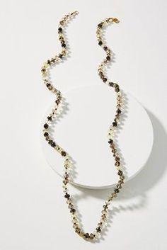 Anthropologie Solana Stone Necklace