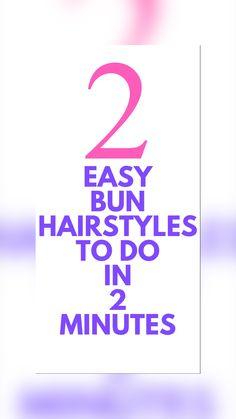 Easy Hairstyle Video, Easy Bun Hairstyles, Teen Hairstyles, Little Girl Hairstyles, Haircuts, Hair And Makeup Tips, Hair Makeup, Ballet Hairstyles, Girl Hair Dos