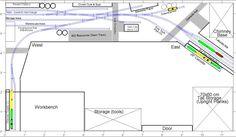 Ho Shelf Plan Train Layouts - Bing Images
