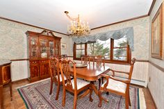Lakeview Dining Room Prepossessing Family Room With Wood Burning Stove  Sold In Glen Wild Lake Design Inspiration