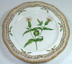 Royal Copenhagen Flora Danica 3554-9 Perforated Plate