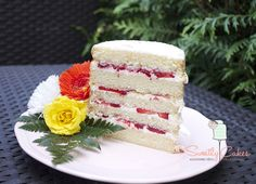 Naked cake pour 2