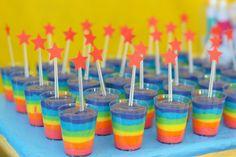 Art Party Guest Dessert Feature | Amy Atlas Events