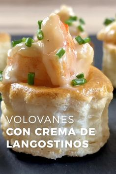 Tasty Videos, Food Videos, Vol Au Vent, Spanish Food, Canapes, Food Presentation, Quick Meals, Finger Foods, Food And Drink
