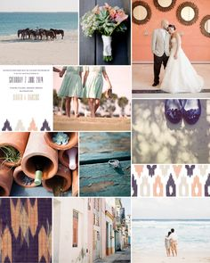 Dear Evie: Inspiration board {35}