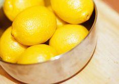 A leghatékonyabb mosógéptisztító folyadék receptje Lemon Head, Orange, Yellow, Lime, Fruit, Food, Limes, Essen, Meals