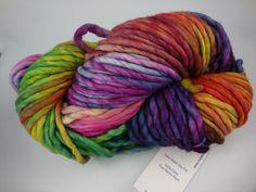 yep, yarn love! malabrigo rasta in arco iris colorway