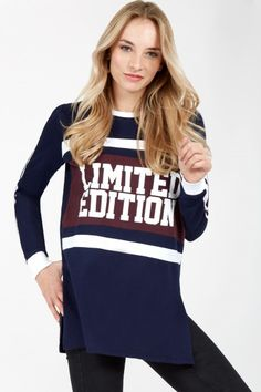 LIMITED EDITION TUNIC TOP