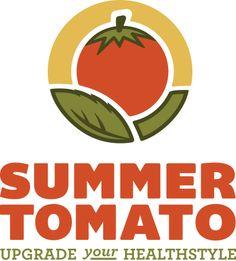 Summer Tomato Logo