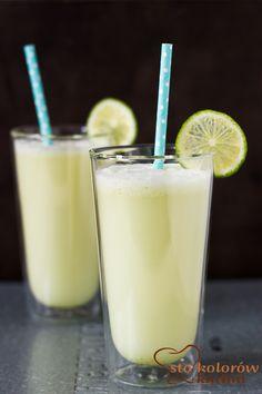 sto kolorów kuchni: Pijacka Brazylijska lemoniada Jamiego