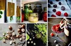 Чтобы наслаждаться овощами и фруктами круглый год, мы замораживаем их, высушиваем или консервируем.