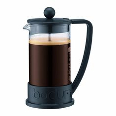 Bodum Brazil Three Cup French Press Coffee Maker - Black -- Find out more about the great product at the image link.