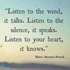 Listen #Carefully to the #Promptings Bella's and Beau's, #Listen!!! A #Blessed and #Happy week to you all, always. ♥ Bella ♥