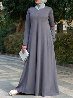 65f28dc1f 9 Best عبايات images in 2018 | Abaya fashion, Abaya style, Islamic ...