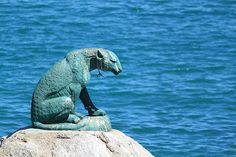 Bronze leopard statue of Hout Bay by Cape Town Guy Cape Town South Africa, African Countries, Most Beautiful Cities, Africa Travel, Wine Country, Places To See, Animals, Leopard Cake, Afrikaans