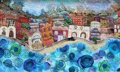 Michelle Mischkulnig | Chelle Textiles,  Along the Mediterranean shores.
