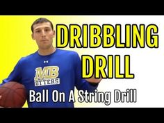 """Basketball Dribbling Drills"" - Youth Basketball Drills For Kids That Ar..."