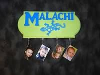 Custom Plaques with hanging pictures