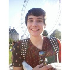 Dan Howell a.k.a danisnotonfire Youtubers ❤ liked on Polyvore featuring dan and phil and youtubers
