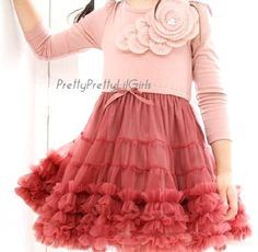 Hey, I found this really awesome Etsy listing at https://www.etsy.com/listing/175608169/girls-dress-little-girls-dress-petti