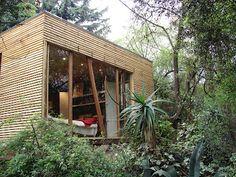 La Nave Anacoreta - parra + edwards arquitectos