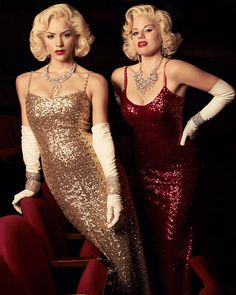 The Top 20 TV Fashion Moments This Season — #Smash: All the #MarilynMonroe Costumes. http://www.instyle.com/instyle/package/general/photos/0,,20164507_20596273_21161485,00.html#
