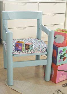 Jysky-tuoli, parhaita lastenkalusteita ikinä!!!