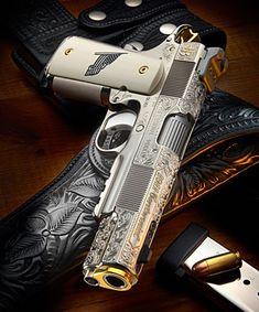 Custom Centennial 1911 Pistol